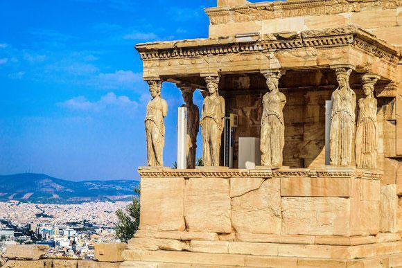 Künstührungen Griechenland