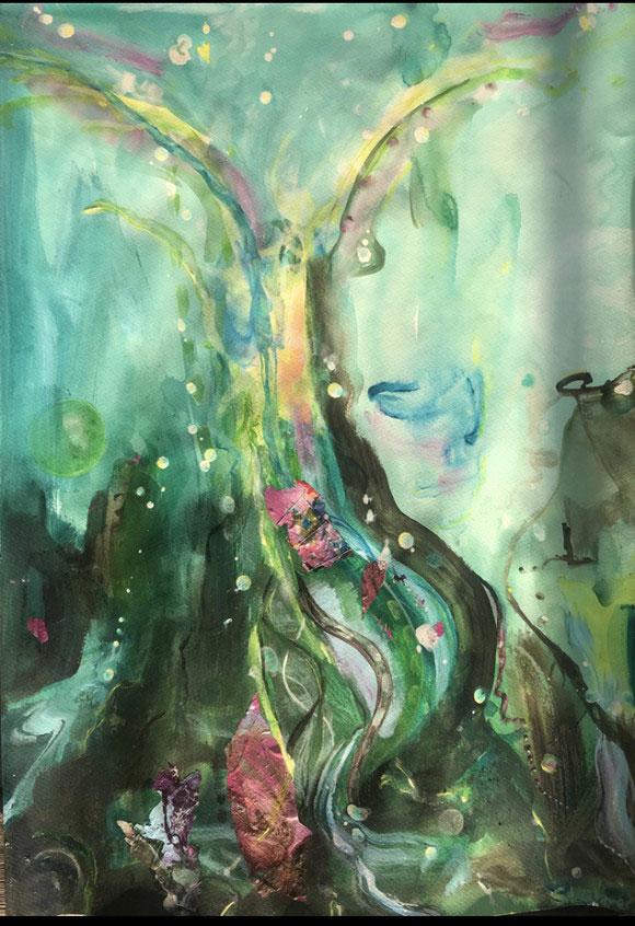 Bildmeditationen & Kunstführungen mit Tanja Jorberg